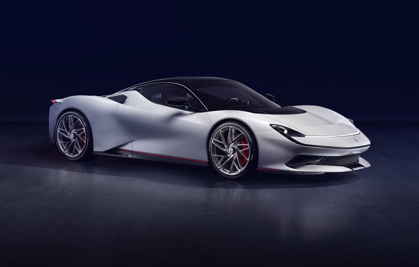 Picture supercar, hypercar, Pininfarina, 2019, The baptist