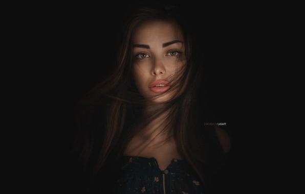 Picture hair, Girl, Alexander Drobkov-Light, Sue Tikhonova