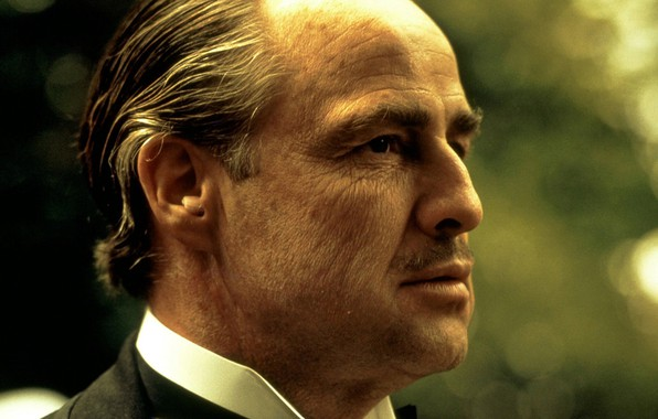Picture actor, The Godfather, Marlon Brando, character