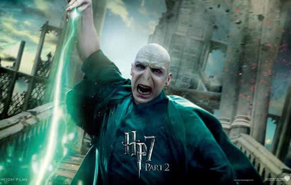 Picture magic, rage, mantle, villain, evil, spell, Hogwarts, Harry Potter, magic wand, Ralph Fiennes, Ralph Fiennes, …