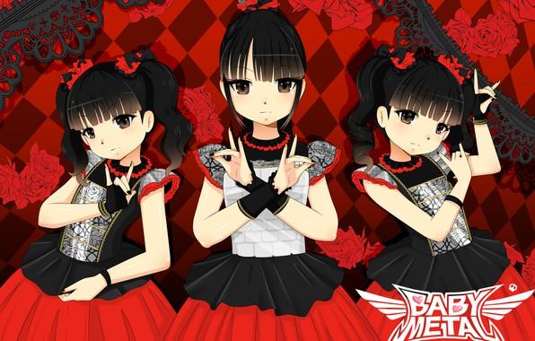 Picture Girls, Music, Anime, Metal, Babymetal