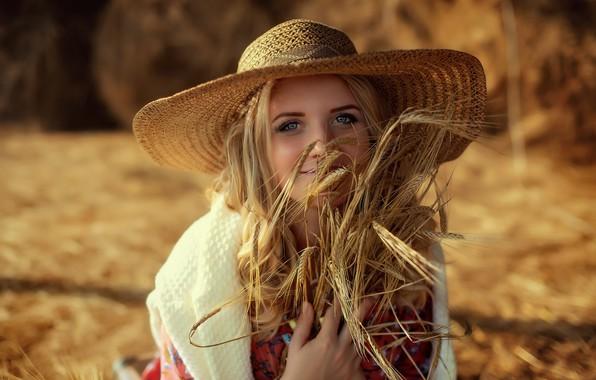 Picture girl, smile, ears, Anastasia Slastnikova
