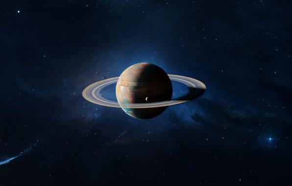 Picture Stars, Planet, Space, Ring, Art, Stars, Space, Art, Satellite, Planet, Jehudi Crezee, by Jehudi Crezee, …