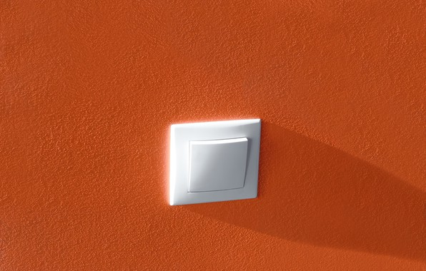 Picture wall, color, switch