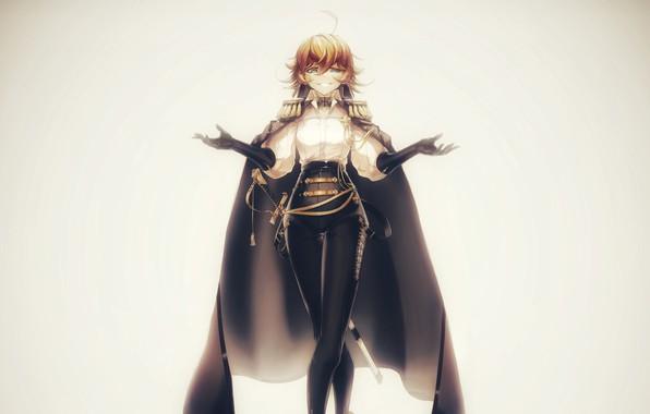 Picture anime, anime, art, Tanya, tanya, anime girl, tanya degurechaff, youjo senki, 21x9, The Saga of …