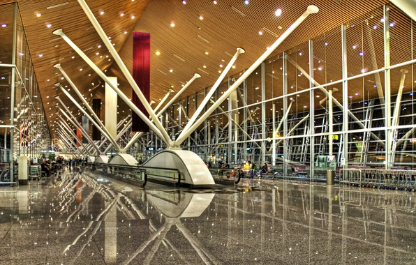Picture airport, Malaysia, Kuala Lumpur