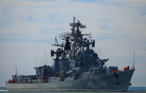 Picture the black sea, quick-witted, проект61