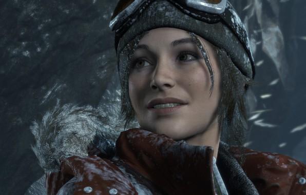 Picture Snow, Lara Croft, Rise Of The Tomb Raider