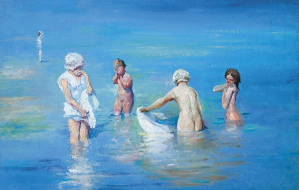 Picture erotic, picture, BATHING, Pavel Chmarov, Pavel Chmarov
