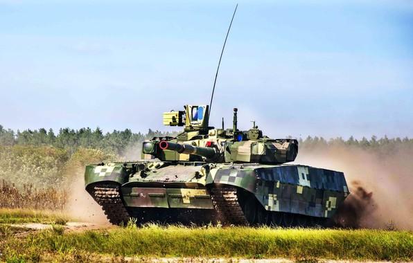 "Picture Tank, Ukraine, Stronghold, OKB imeni Morozova, BM ""Oplot"""