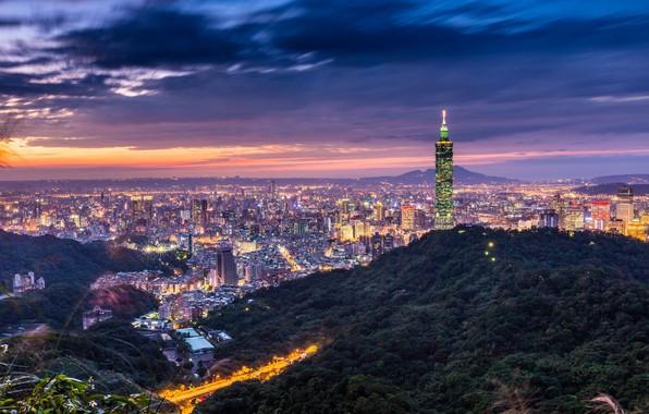 Picture China, Taiwan, Taipei