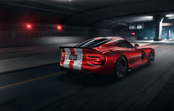Photo wallpaper Auto, Machine, Dodge, Viper, Dodge Viper, SRT, Dodge Viper SRT, Mikhail Sharov, Need for Speed: ...
