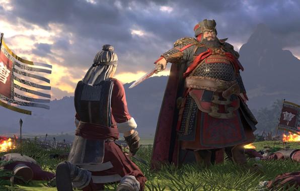 Picture Total War, SEGA, Three Kingdoms, Total War Three Kingdoms