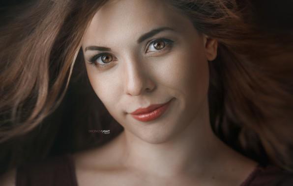 Picture eyes, smile, Girl, Marina, Alexander Drobkov-Light, Marina Shtanko