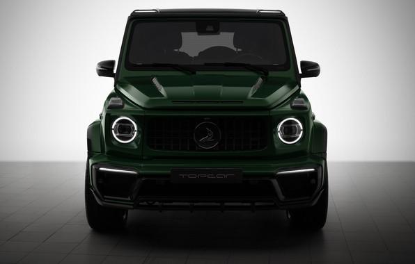 Picture machine, light, lights, tuning, Mercedes-Benz, AMG, Inferno, Gelandewagen, Ball Wed, G-class, 2019