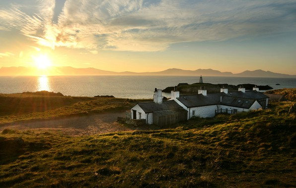 Picture Wales, United Kingdom, Anglesey County