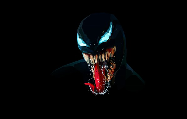 Picture Language, Teeth, Art, Comics, MARVEL, Concept Art, Venom, Venom, Symbiote, MARVEL Comics, Comic Art, Comics …
