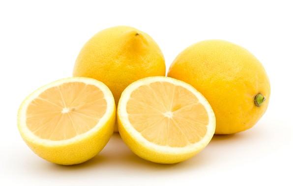 Picture the cut, citrus, lemons, the fruit