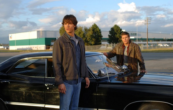 Picture the series, Dean, Supernatural, Supernatural, The winchesters, Sam, Jared Padalecki, Jensen Ackles