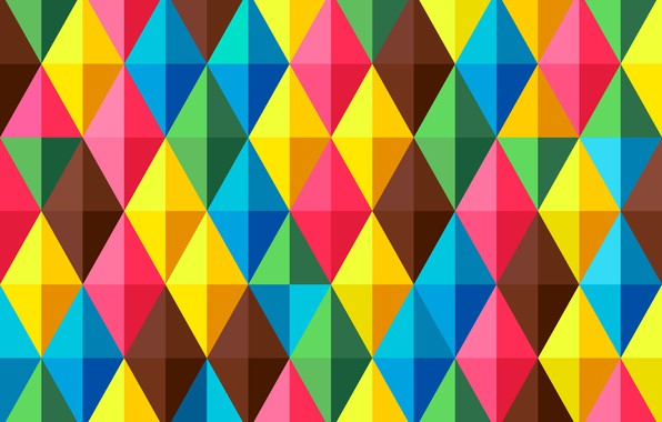 Picture abstraction, background, geometry
