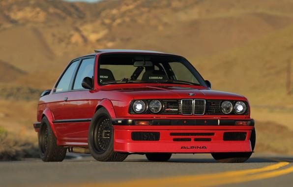 Picture BMW, COUPE, E30, 325I