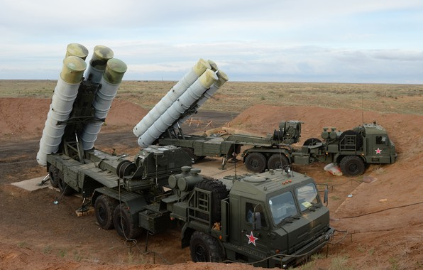 Picture SAM, missile, system, C-400, S-400, Victor