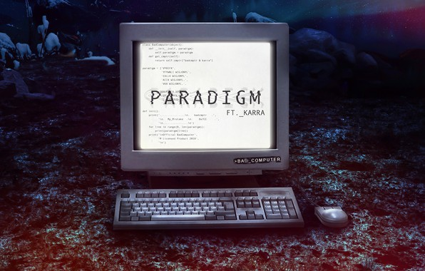 Picture Music, Cover, Monstercat, Bad Computer, Karra, Paradigm