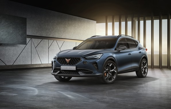 Picture crossover, Seat, Cupra, 2019, Formentor