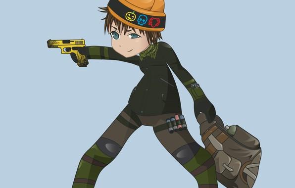 Picture stalker, Chibi, Stalker, aiming, survarium, military, survarium
