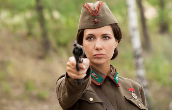 Picture look, weapons, Ekaterina Klimova, military, Svetlana Elagina, According to the laws of war