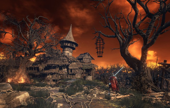 Picture the game, RPG, Dark Souls 3