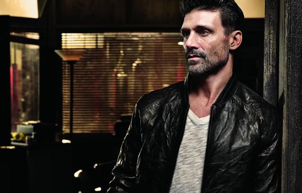 Picture look, pose, jacket, the series, bristles, Kingdom, Kingdom, Frank Grillo, Frank Grillo, Alvi Kalina, Alvey …