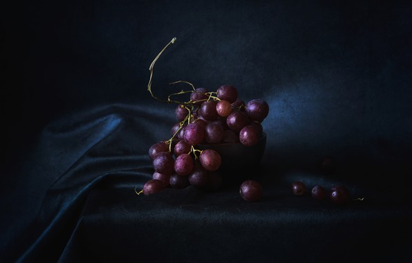 Picture berries, grapes, bunch