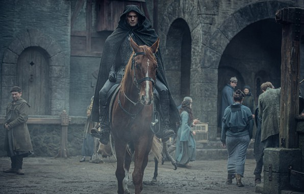 Picture horse, the witcher, fantasy, the Witcher, geralt, Geralt of Rivia, White Wolf, Henry Cavill, henry …