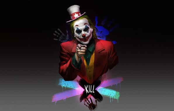 Picture Minimalism, Joker, Joker, Concept Art, DC Comics, Minimalism, Character, Character, Comic Art, DC Art, by …