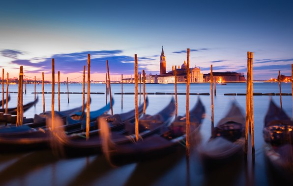 Picture Italy, Venice, Italy, gondola, Venice, The Grand canal, Grand Canal