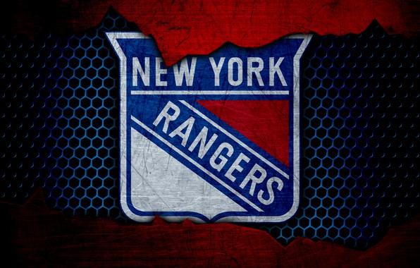 Wallpaper Wallpaper Sport Logo Nhl Hockey New York Rangers Images For Desktop Section Sport Download