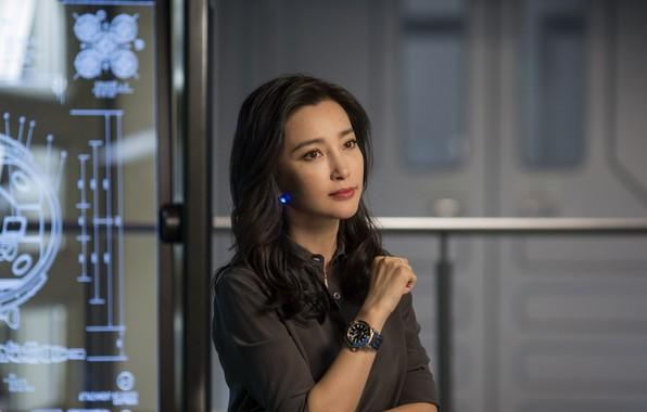 Picture look, watch, Li Bingbing, The Meg, Meg: Monster depth, The Xiuying Zhang, Li BingBing