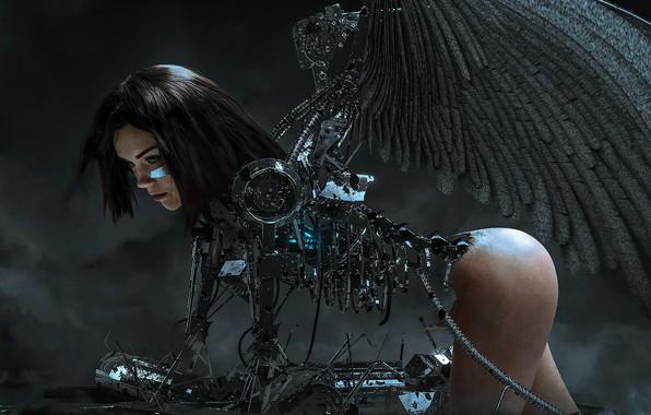 Picture Cosplay, Cyberpunk, Alita: Battle Angel, Alita