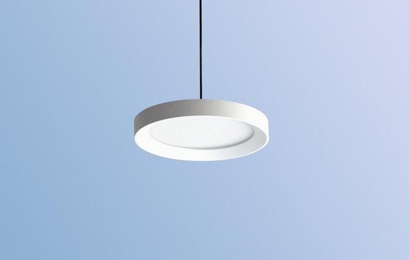 Picture lamp, minimalism, chandelier