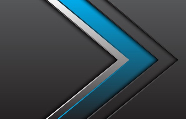 Picture line, abstraction, grey, background, blue, design, background, material