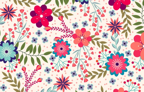 Picture flowers, background, texture, Nature, design, background, Cute, floral