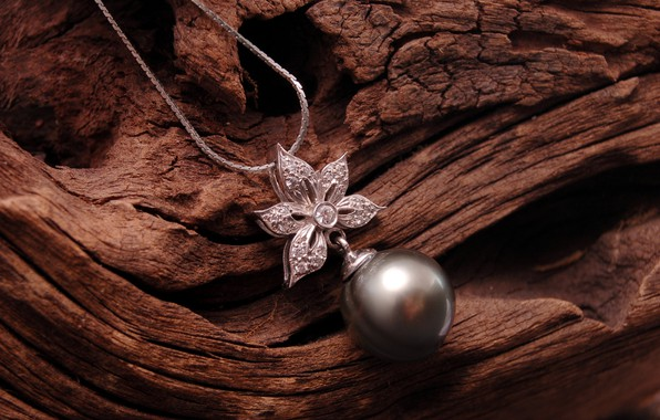 Picture macro, pendant, decoration, chain