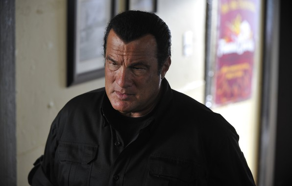 Picture pose, actor, the series, actor, Steven Seagal, Steven Seagal, Real justice, True Justice, Elijah Kane
