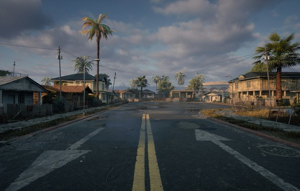 Picture the city, street, Grove Street, gta San Andreas