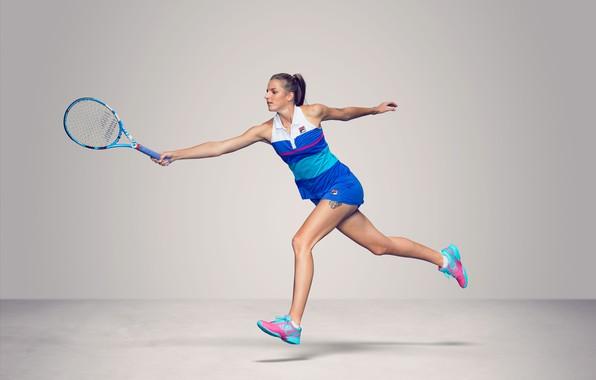 Picture Sport, The Czech Republic, Tennis, WTA, Karolina, Karolina Pliskova, Pliskova