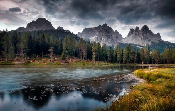 Picture nature, Summer, Dolomiti