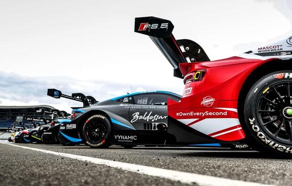 Picture Audi, Audi, Motorsport, DTM, racing car, racing car, Hockenheim, motorsports, Hockenheim, 2019, Audi Sport Team …