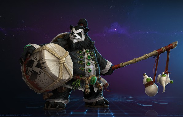 Picture WOW, Blizzard, WarCraft, Mr--Jack, Legendary Brewmaster, World of WarCraft, Pandaren, Mr Jack, by Mr Jack, …