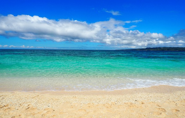 Picture sand, sea, wave, beach, summer, summer, beach, sea, ocean, seascape, sand, wave